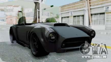 GTA 5 Mamba für GTA San Andreas