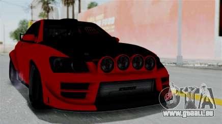 GTA 5 Karin Sultan RS Rally für GTA San Andreas