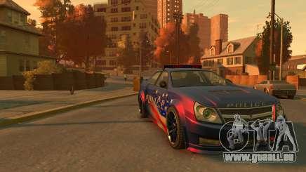 Albany Police Stinger für GTA 4