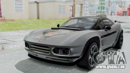 GTA 5 Coil Brawler Coupe IVF pour GTA San Andreas