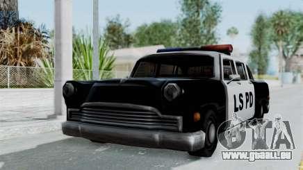 Police Cabbie für GTA San Andreas
