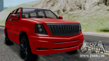 GTA 5 Albany Cavalcade v2 pour GTA San Andreas