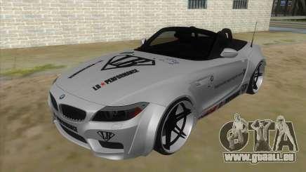 BMW Z4 Liberty Walk Performance Livery pour GTA San Andreas