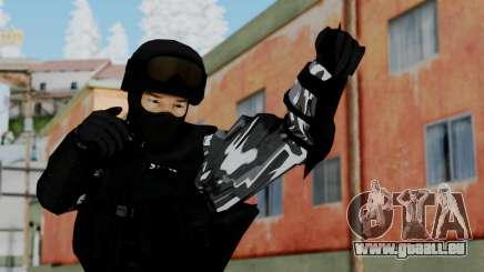 S.W.A.T v4 pour GTA San Andreas