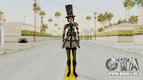Alice LBL Hattress Returns für GTA San Andreas zweiten Screenshot
