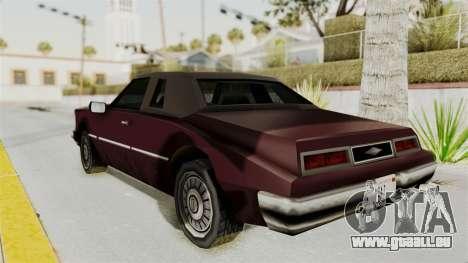 GTA Vice City - Idaho pour GTA San Andreas laissé vue