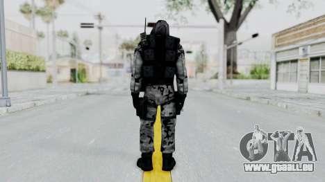 Hodeed SAS 7 für GTA San Andreas dritten Screenshot