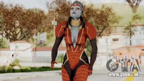 Mass Effect 2 Samara Red für GTA San Andreas