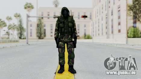 Hodeed SAS 4 für GTA San Andreas zweiten Screenshot