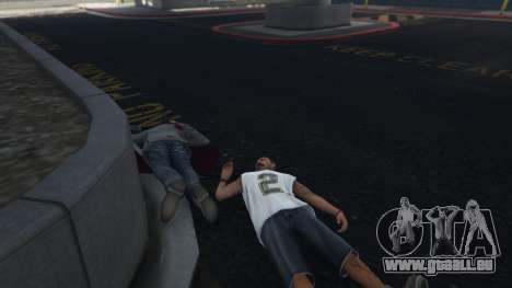 GTA 5 More crime mod 1.1a dritten Screenshot