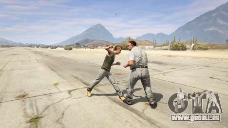 GTA 5 More crime mod 1.1a