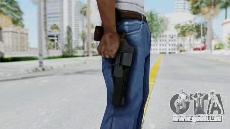 Mateba für GTA San Andreas