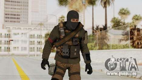 CoD AW KVA LMG für GTA San Andreas