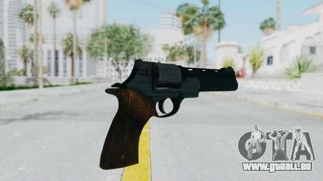 Mateba pour GTA San Andreas troisième écran