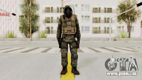 Hodeed SAS 11 pour GTA San Andreas deuxième écran