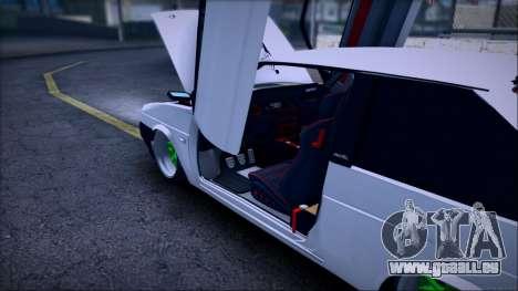 VAZ 2108 Lambo pour GTA San Andreas vue de droite