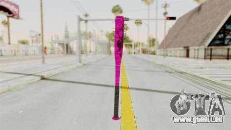 Nail Baseball Bat v4 für GTA San Andreas