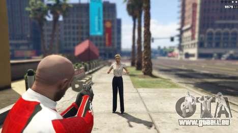 GTA 5 Low Life Crime 1.1b troisième capture d'écran