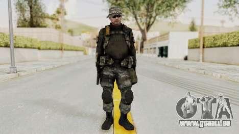 Battery Online Soldier 3 v1 für GTA San Andreas zweiten Screenshot
