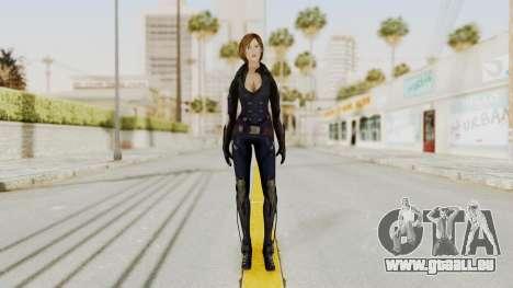 Ana from Metro Conflict für GTA San Andreas zweiten Screenshot