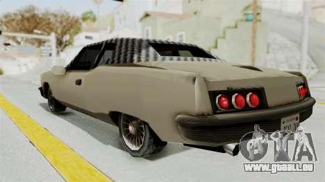 Lobo Custom für GTA San Andreas linke Ansicht
