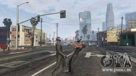 Amazing Spiderman - black suit für GTA 5