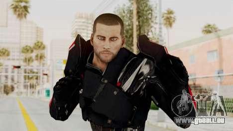 Mass Effect 3 Shepard N7 Destroyer Armor pour GTA San Andreas