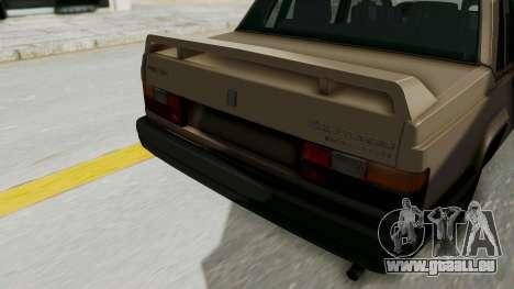 Volvo 740 für GTA San Andreas Seitenansicht