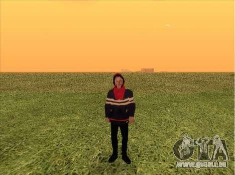 PHARAON für GTA San Andreas zweiten Screenshot