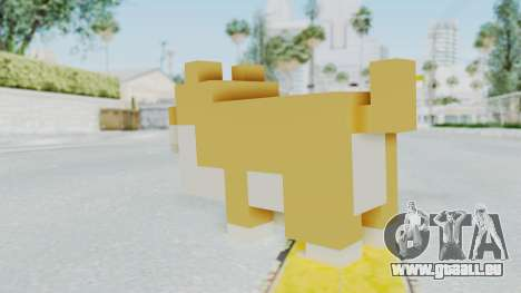 Crossy Road - Doge für GTA San Andreas dritten Screenshot