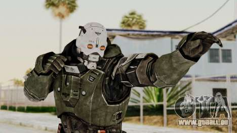 F.E.A.R. 2 - Replica Heavy Soldier pour GTA San Andreas