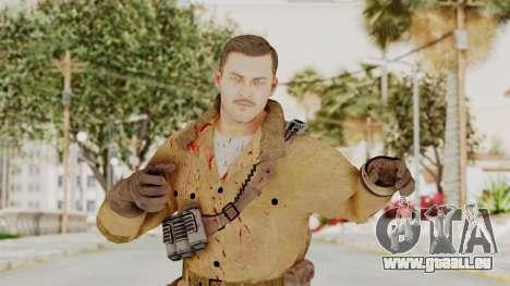 Black Ops 3 - Tank Dempsey für GTA San Andreas