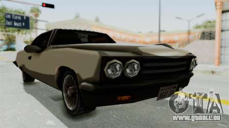 Lobo Custom für GTA San Andreas rechten Ansicht