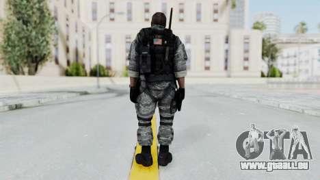 Battery Online Soldier 4 v2 für GTA San Andreas dritten Screenshot