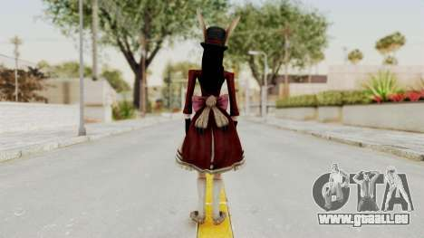 Alice LBL Madness Returns für GTA San Andreas dritten Screenshot