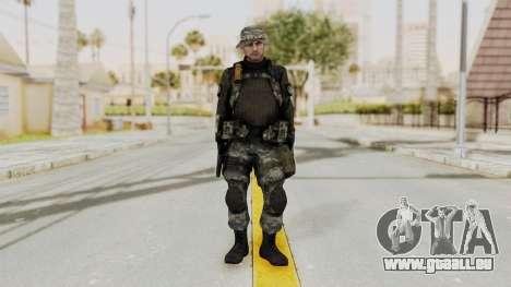 Battery Online Soldier 3 v3 für GTA San Andreas zweiten Screenshot