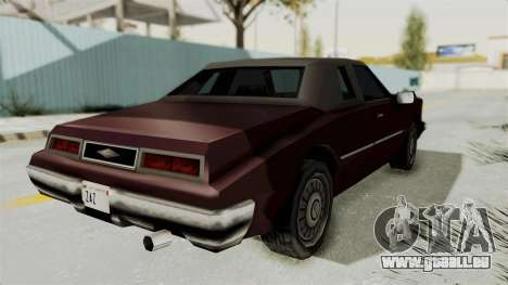 GTA Vice City - Idaho pour GTA San Andreas vue de droite