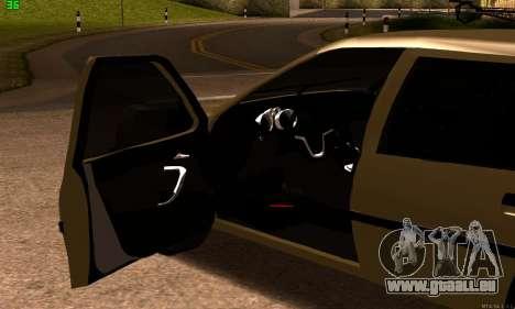 Opel Vectra A für GTA San Andreas zurück linke Ansicht