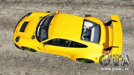 GTA 5 Ruf RGT-8 vue arrière