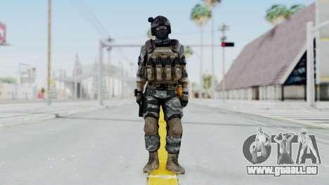 Battery Online Soldier 7 für GTA San Andreas zweiten Screenshot