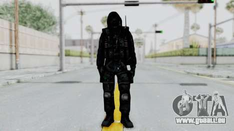 Hodeed SAS 1 pour GTA San Andreas deuxième écran