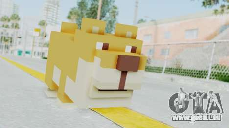 Crossy Road - Doge für GTA San Andreas
