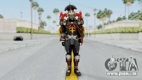 Sagitarius Zodiarts für GTA San Andreas zweiten Screenshot