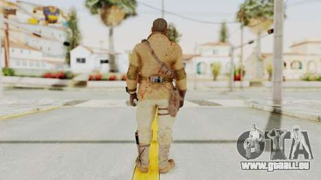 Black Ops 3 - Tank Dempsey pour GTA San Andreas troisième écran