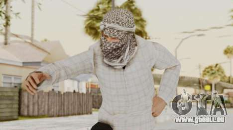 Middle East Insurgent v3 pour GTA San Andreas