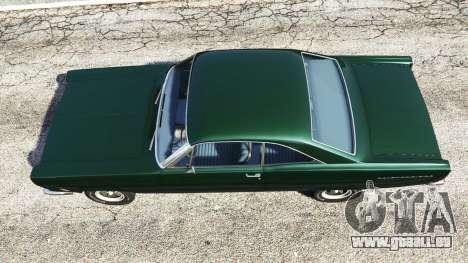 Ford Fairlane 500 1966 pour GTA 5