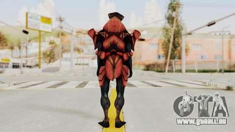 Mass Effect 3 Javik pour GTA San Andreas troisième écran