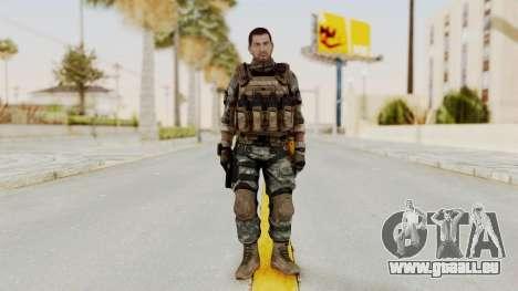 Battery Online Soldier 1 v3 pour GTA San Andreas deuxième écran