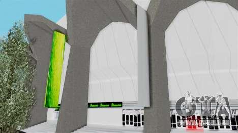 Stadium LS v2 HD pour GTA San Andreas deuxième écran