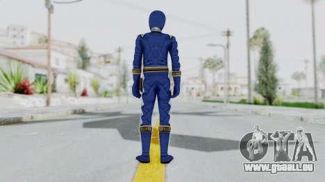 Power Rangers Dino Thunder - Blue pour GTA San Andreas troisième écran